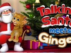Talking Santa meets Ginger v1.0.1